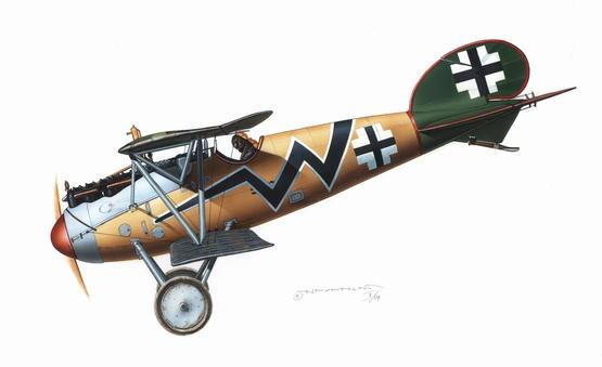 Albatros D.Va / Jasta 5 1/48