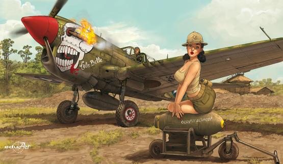 Warhawk 1/32