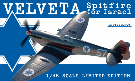 Velveta / Spitfire for Israel 1/48