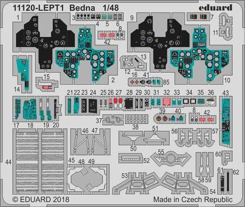 Bedna PE-set 1/48  - 1