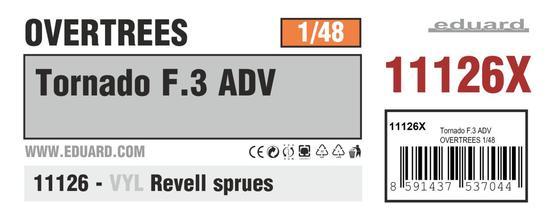 Tornado F.3 ADV OVERTREES 1/48