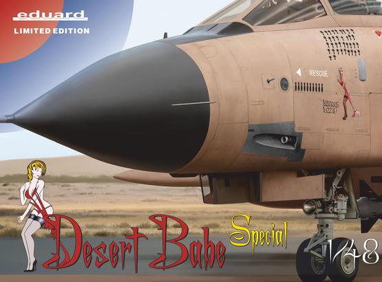 Desert Babe Special 1/48