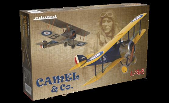 Camel & Co. DUAL COMBO 1/48  - 1