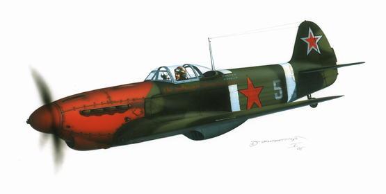 YAK-1b 1/48