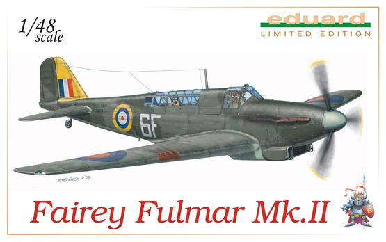 Fairey Fulmar Mk.II 1/48