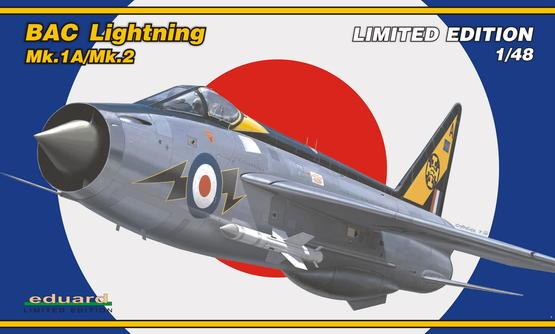 BAC Lightning Mk.1A/Mk.2 1/48