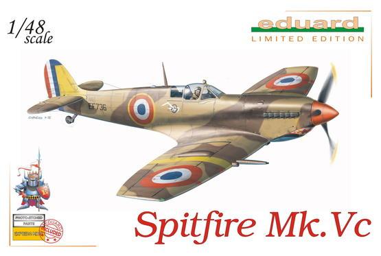 Spitfire Mk.Vc 1/48