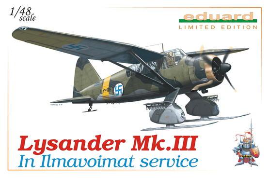 LYSANDER Mk.III 1/48
