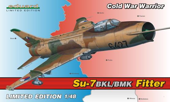 Su-7BKL/BMK 1/48