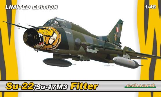 Su-22/Su-17M-3 1/48