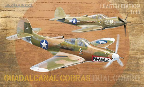 Guadalcanal Cobras Dual Combo 1/48