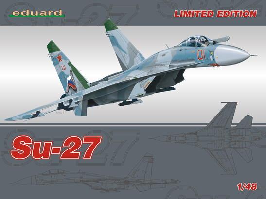 Su-27 1/48