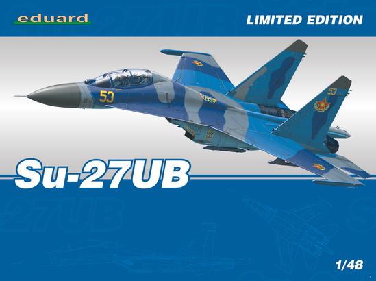 Su-27UB 1/48