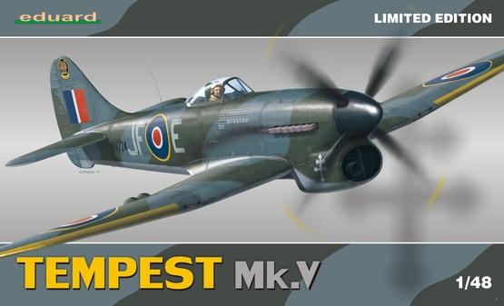 TEMPEST Mk.V. 1/48
