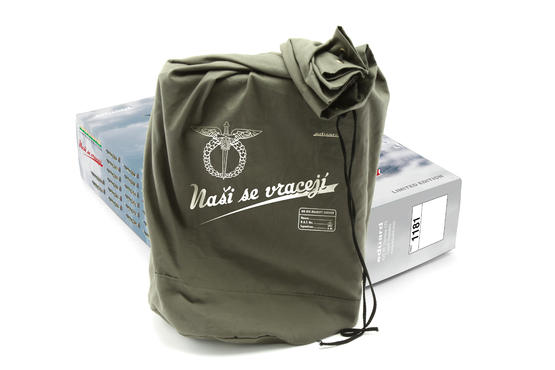 Nasi se vraceji DUAL COMBO + RAF style bag 1/48