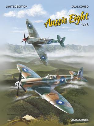 Aussie Eight - Spitfire Mk.VIII in Australian service DUAL COMBO 1/48