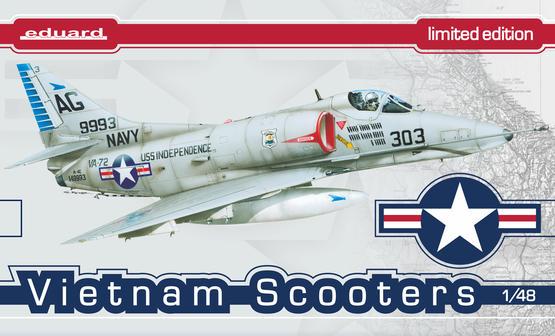 Vietnam Scooters  1/48 1/48