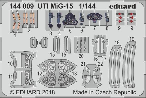 UTI MIG-15 1/144