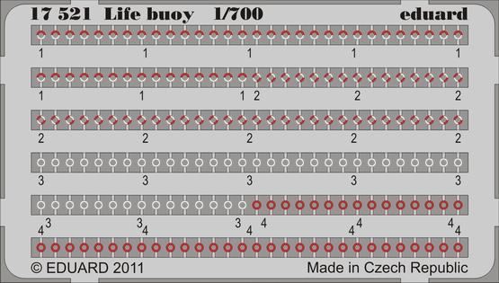 Life buoy 1/700