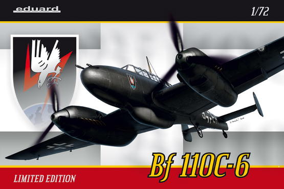 Bf 110C-6  1/72 1/72