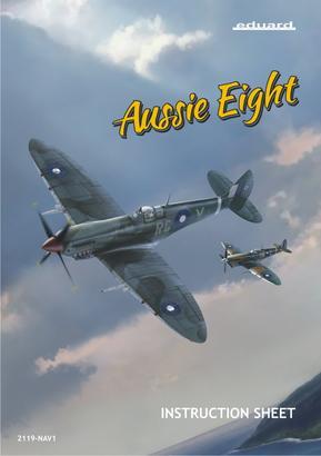 Aussie Eight book