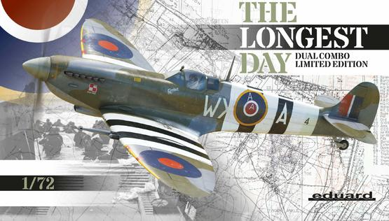 The Longest Day DUAL COMBO 1/72