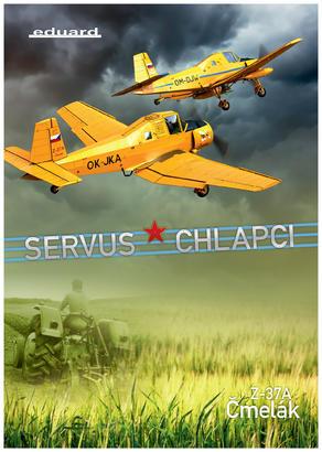 Servus Chlapci / Z-37A Čmelák