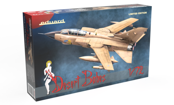 DESERT BABES 1/72  - 1