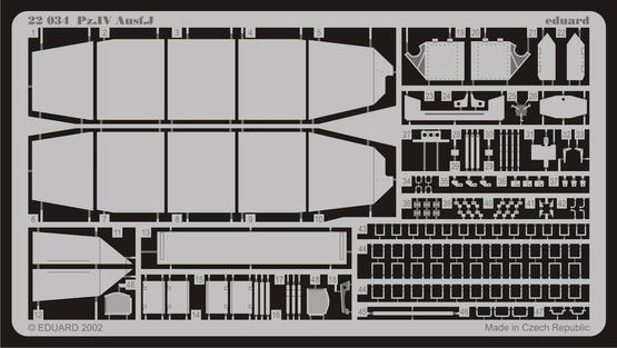 Pz.IV Ausf.J 1/72