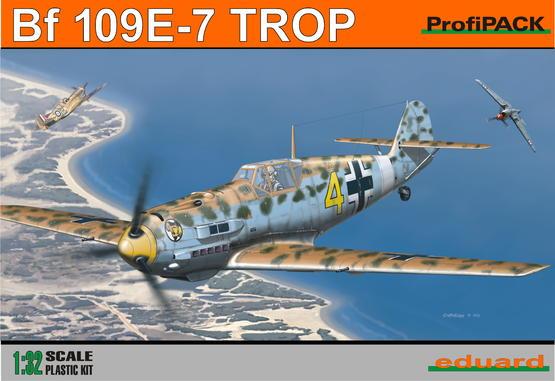 Bf 109E-7 Trop 1/32