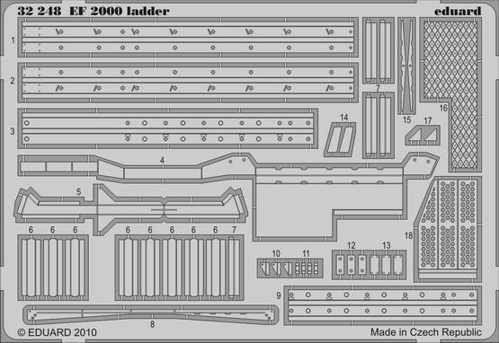 EF 2000 ladder 1/32