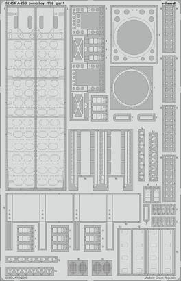 A-26B bomb bay 1/32  - 1