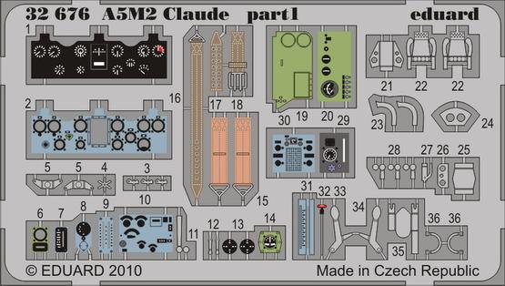 A5M2 Claude S.A. 1/32  - 1