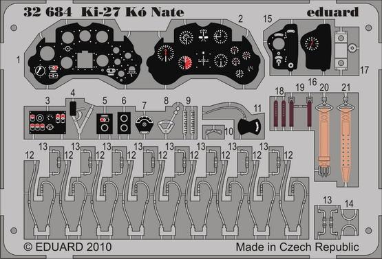 Ki-27 Kó Nate S.A. 1/32