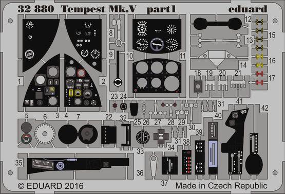 Tempest Mk.V 1/32  - 1