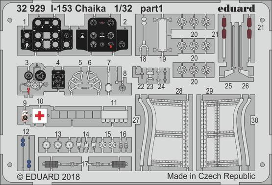 I-153 Chaika 1/32  - 1