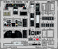 F-5E interior 1/32 - 1/2