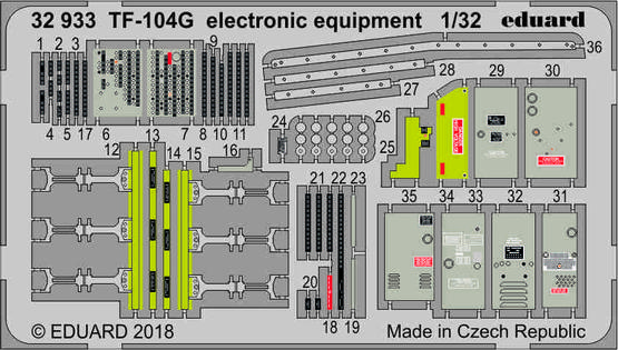 TF-104G electronic equipment 1/32