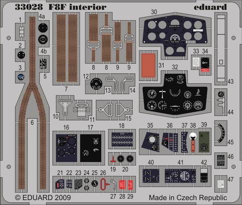 F8F interior S.A. 1/32