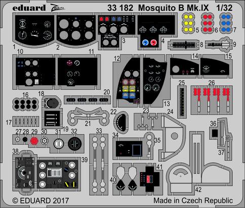 Mosquito B Mk.IX 1/32