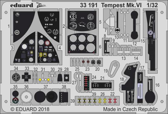 Tempest Mk.VI 1/32