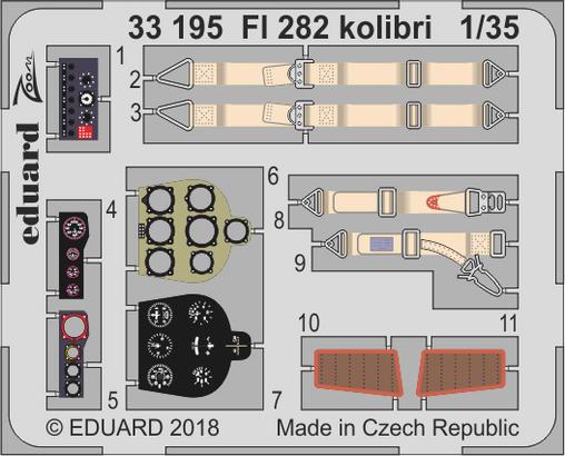Fl 282 Kolibri 1/35