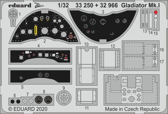 グラディエーター Mk.I 1/32  - 1