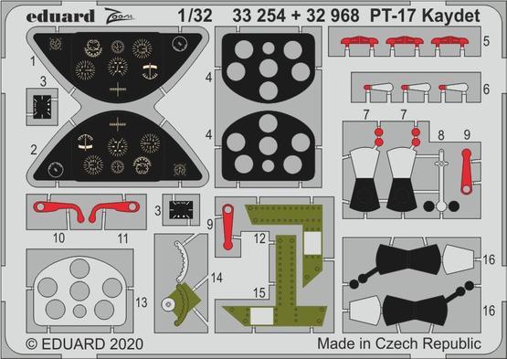 PT-17 Kaydet 1/32  - 1