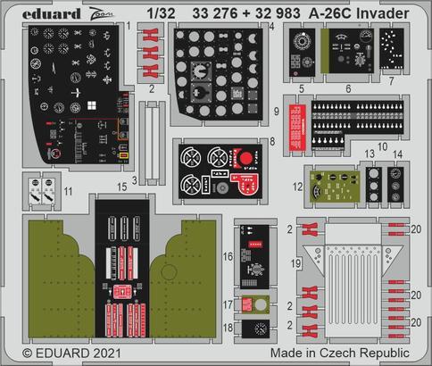 A-26C Invader 1/32