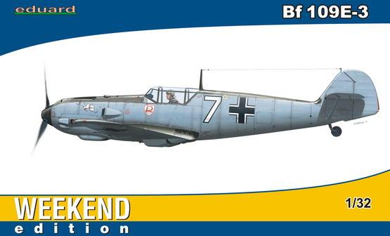 Bf 109E-3 1/32
