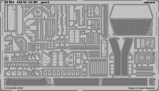 ASLAV-25 RV 1/35  - 1