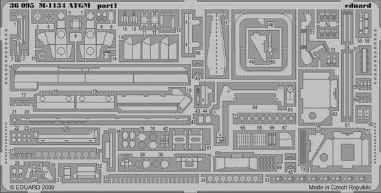 M-1134 ATGM 1/35  - 1