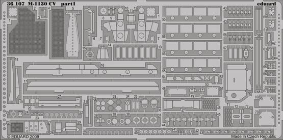 M-1130 CV 1/35  - 1
