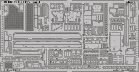 M-1131 FSV 1/35  - 1
